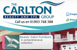 Carlton Group website